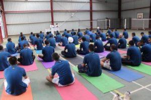 merchant navy yoga